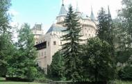 14 190x121 Bajmóci várkastély ( Zámok Bojnice)