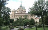 21 190x121 Bajmóci várkastély ( Zámok Bojnice)