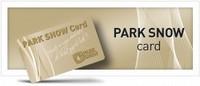 parksnow card1 PARK SNOW DONOVALY