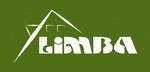 Limba logo zelene pozadie rgb Horská chata Limba