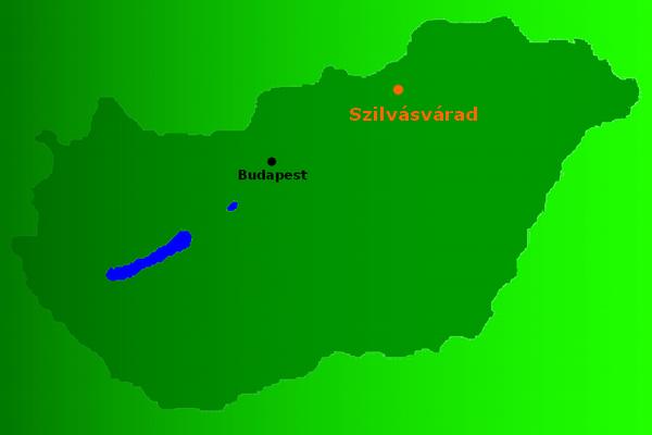 szilvásvárad térkép Szlovakia utazas   Szilvásvárad |